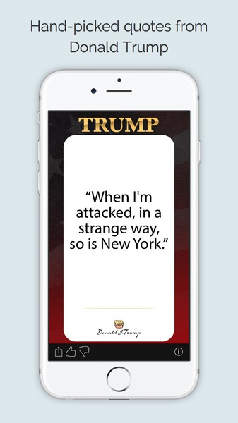 Texts From Trump 6.9 Screen shot