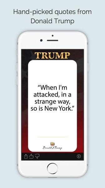 Texts From Trump full screenshot